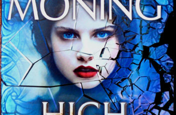 High voltage Book Cover LA McGinnis Blog Post