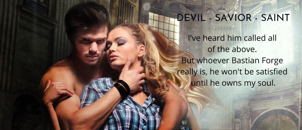 Devil's Cut: Immortal Keeper Vampire Paranormal Romance Series